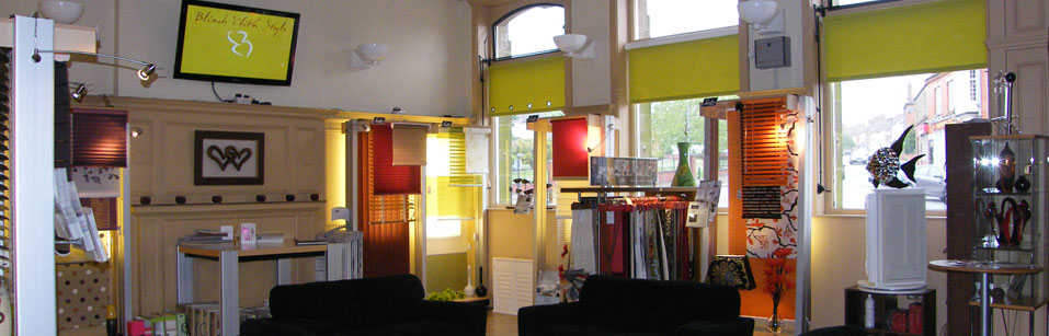 The Design Space Blinds Curtains Fabric Showroom