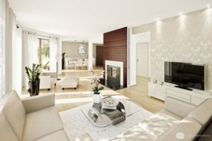 Beige Interior Design