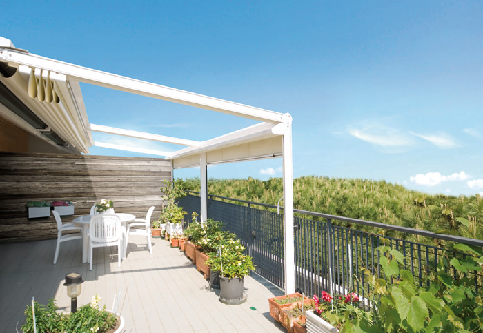 Enjoy The Outdoors With An Awning Or Canopy